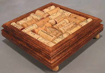 All Corked Up - Trivet Tray